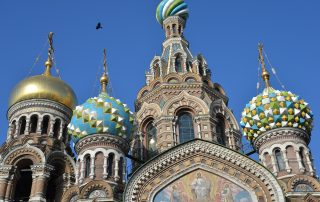 Bloedkerk Sint Petersburg