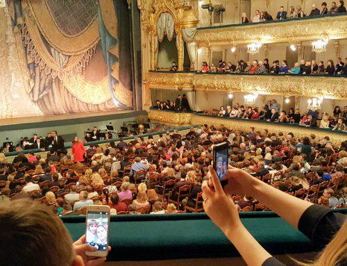 Aanbieding Cultuurreis Moskou – Sint Petersburg