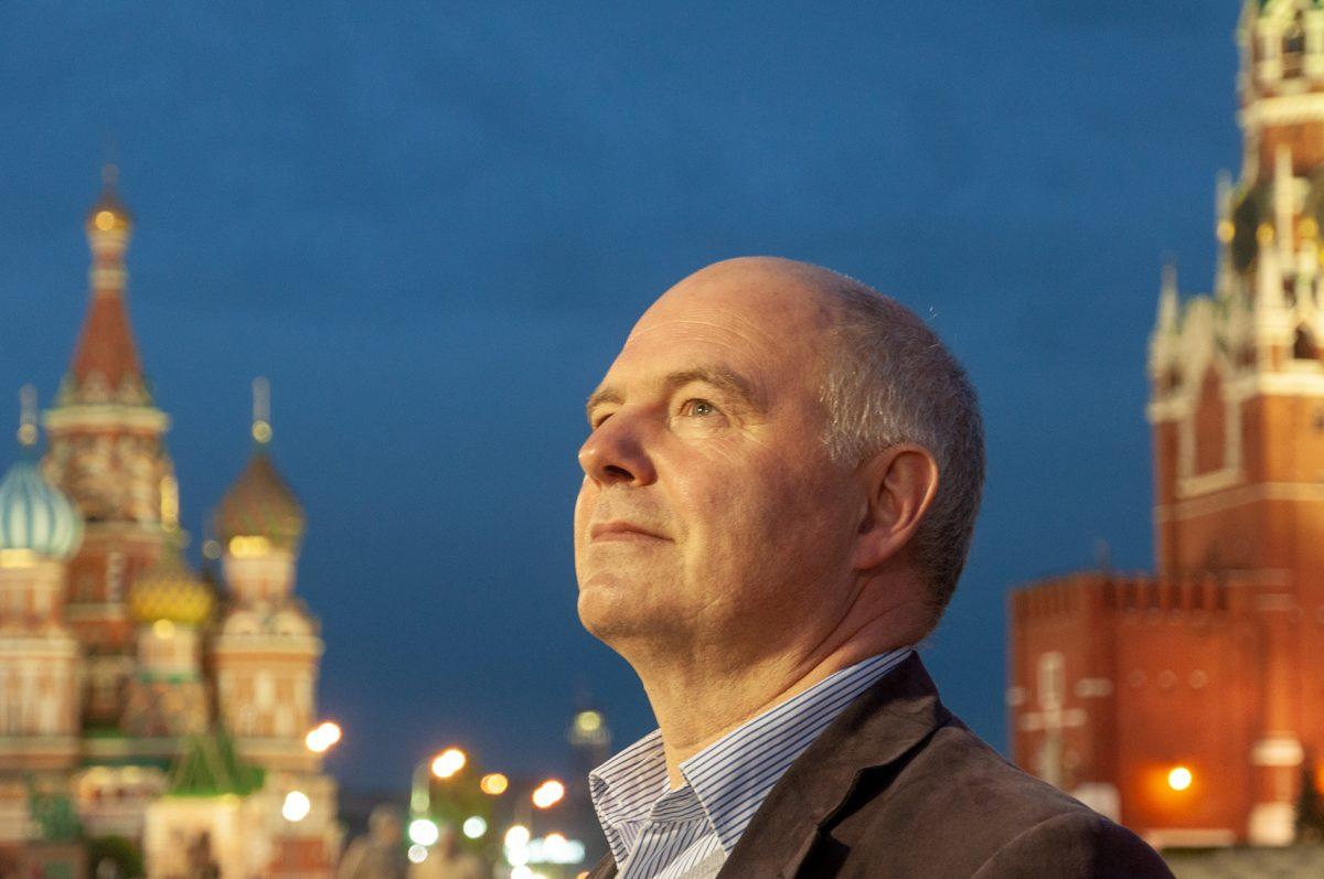 Gids Moskou Sint Petersburg