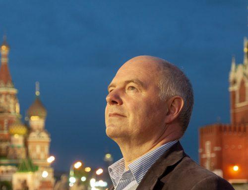 Nodig uw Rusland reisleider uit voor een lezing